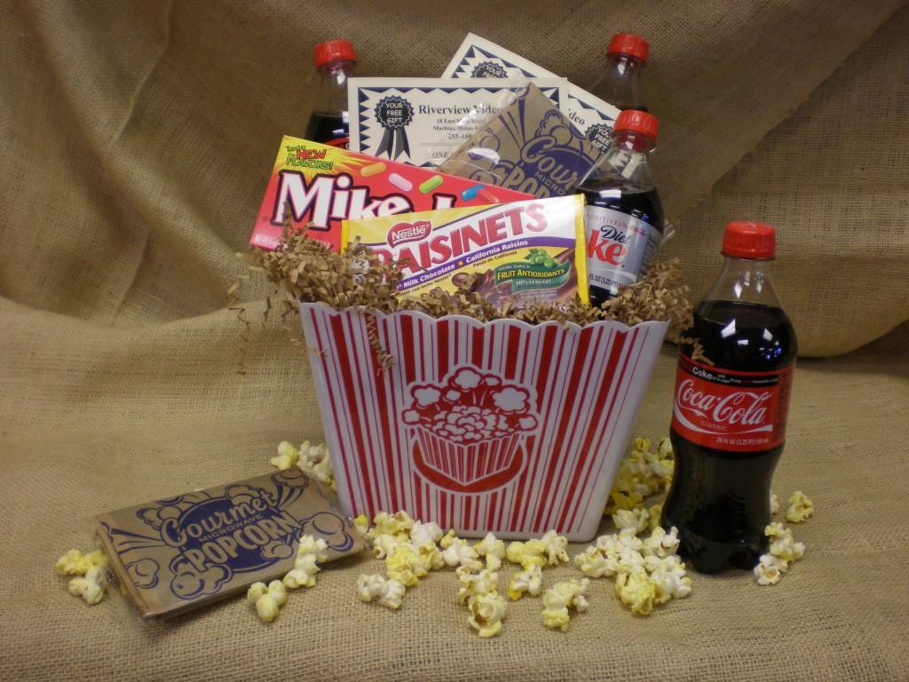 movie basket
