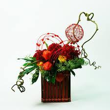 Fall Chinese Lantern Arrangement « Berry Vines Garden ...